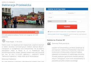 petycja